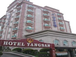 Hotel Yangsan | South Korea Budget Hotels