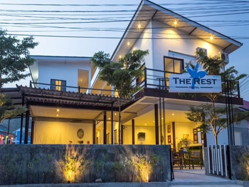 The Rest Hotel - Hotels and Accommodation in Thailand, Asia