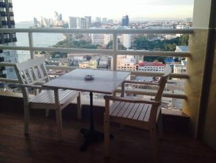 View Talay 6 Pattaya Beach Condominium by Honey Pattaya - Sea view North pattaya