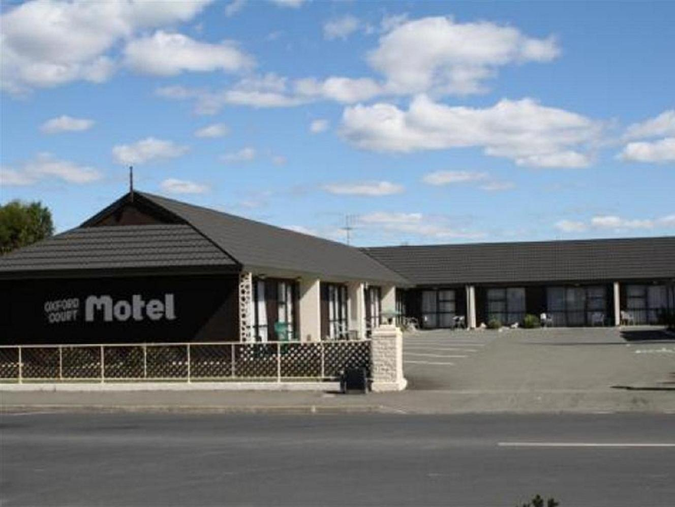 Oxford Court Motel - Hotels and Accommodation in New Zealand, Pacific Ocean And Australia