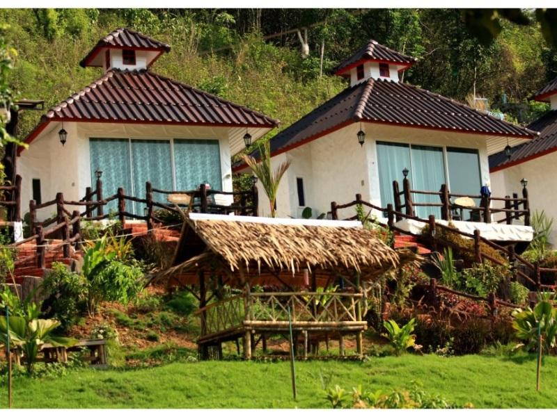 ภูมลิดา รีสอร์ท : ที่พักสวนผึ้ง จ.ราชบุรี