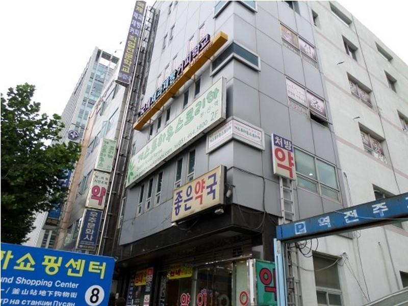 Guesthouse Korea Busan Station - Hotels and Accommodation in South Korea, Asia