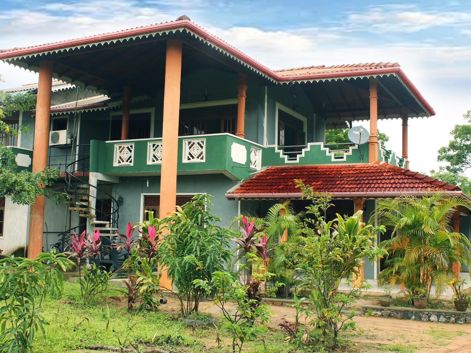 Sinhagiri Villa - Hotels and Accommodation in Sri Lanka, Asia
