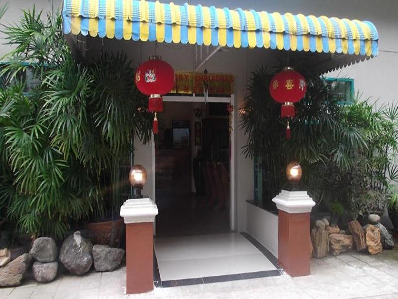 Golden Aye Yeik Mon Hotel - Hotels and Accommodation in Myanmar, Asia