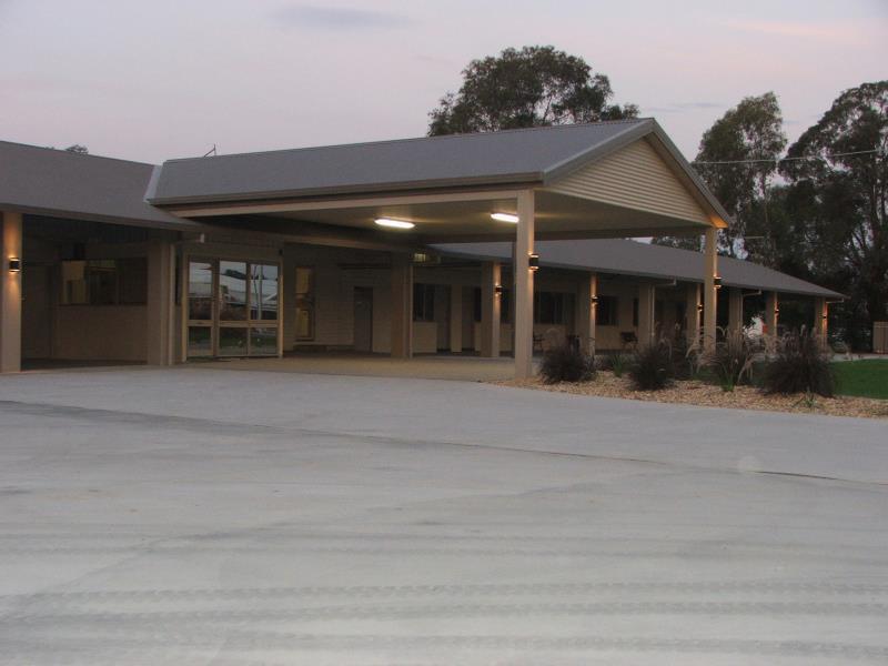 Murray Valley Motor Inn - Hotell och Boende i Australien , Wodonga