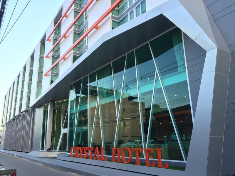 Crystal Hotel Hat Yai - Hat Yai