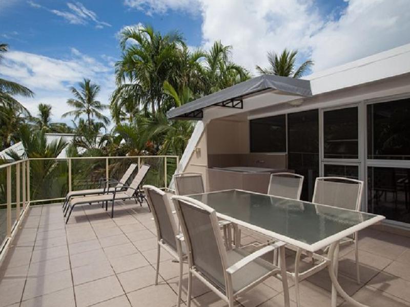Seascape Holidays - Driftwood Mantaray Apartment 17 - Hotell och Boende i Australien , Port Douglas