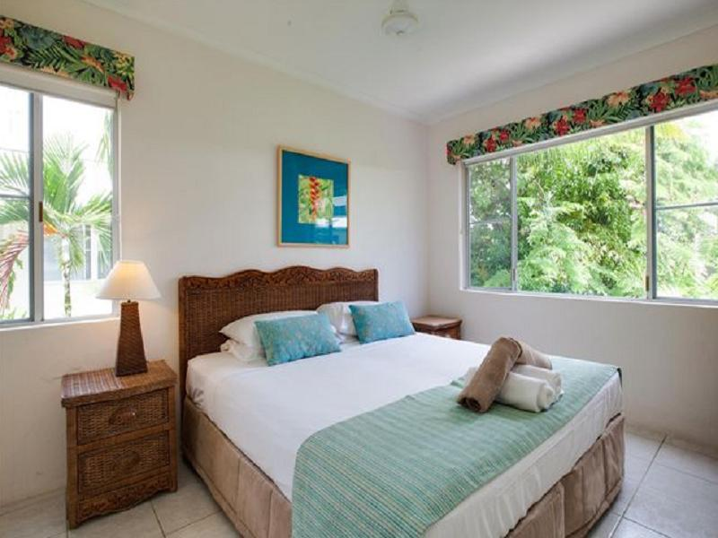 Seascape Holidays - Driftwood Mantaray Apartment 19 - Hotell och Boende i Australien , Port Douglas