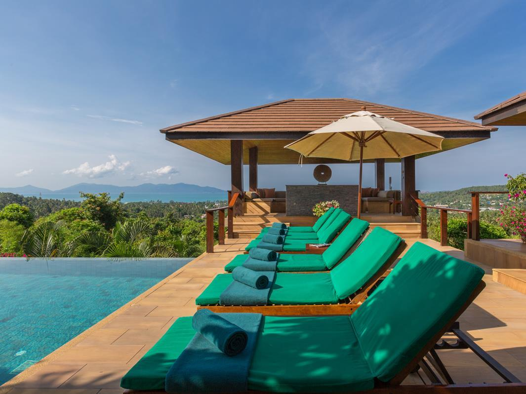 Baan Ling Noi Villa Samui