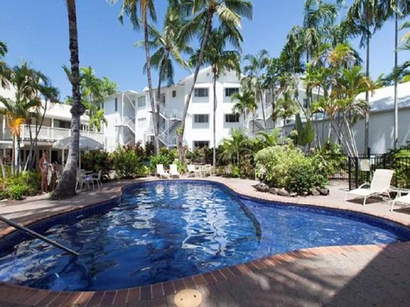 Seascape Holidays - Beachfront Terrace Apartment 212 - Hotell och Boende i Australien , Port Douglas