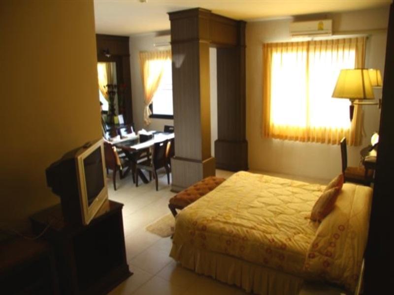 Hotell LJ The Emerald Hotel i , Amnat Charoen. Klicka för att läsa mer och skicka bokningsförfrågan