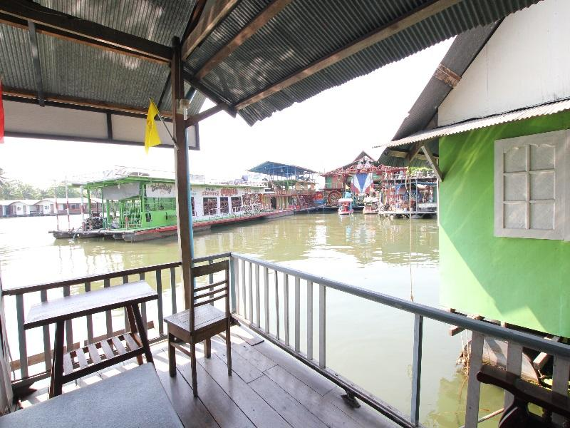 Nita Raft House - Hotels and Accommodation in Thailand, Asia