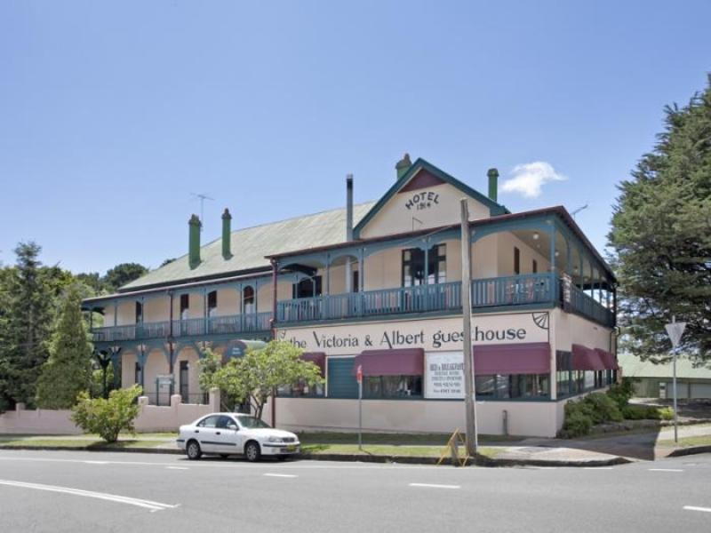 The Victoria & Albert Guesthouse - Hotell och Boende i Australien , Mount Victoria