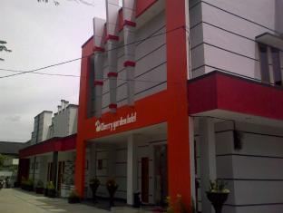 Cherry Garden Hotel Medan - Tampilan Luar Hotel