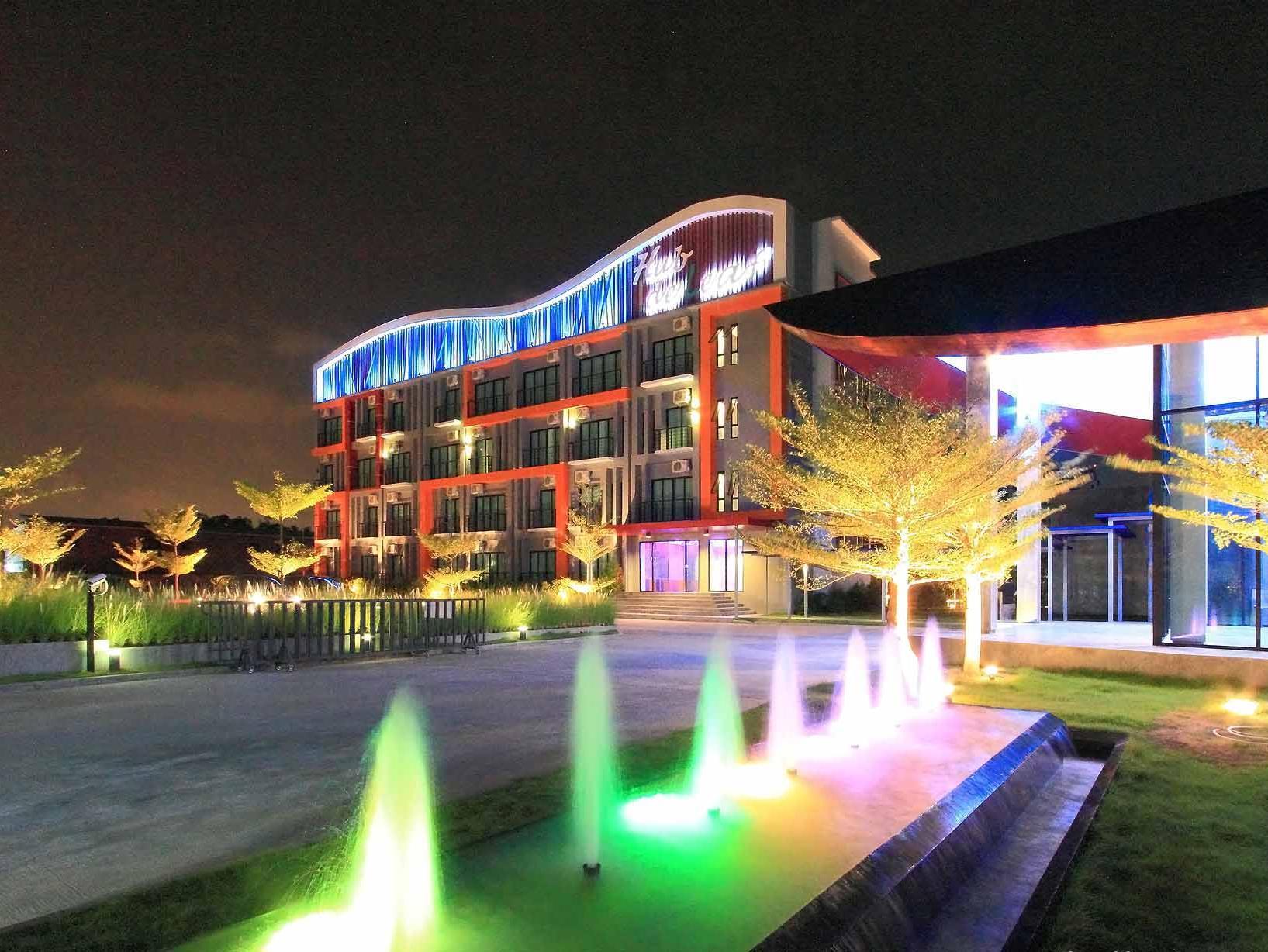 Hotell Hub de Leaf at Rayong Design Resort i , Rayong. Klicka för att läsa mer och skicka bokningsförfrågan