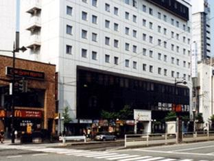 Toyoko Inn Jr. Toyama Ekimae Toyama - Exterior