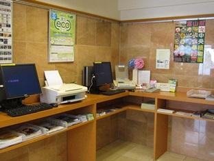 Toyoko Inn Jr. Toyama Ekimae Toyama - Business Center