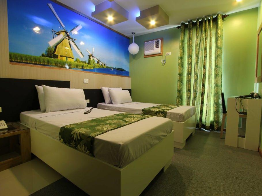 Eurotel Angeles - Hotels and Accommodation in Philippines, Asia