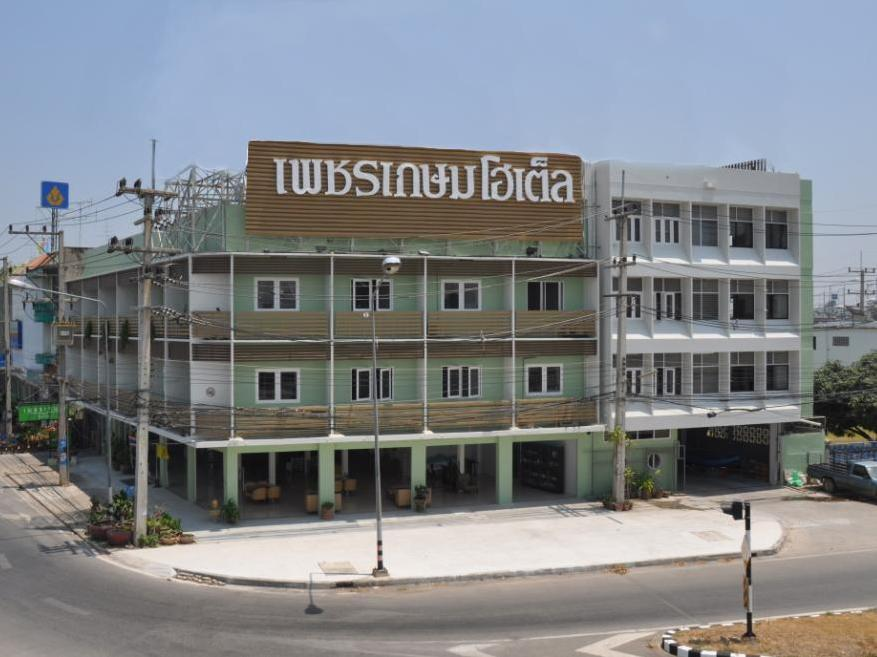 Phetkasem Hotel - Hotels and Accommodation in Thailand, Asia