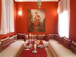 Riad Azoulay Marrakesh - Étterem