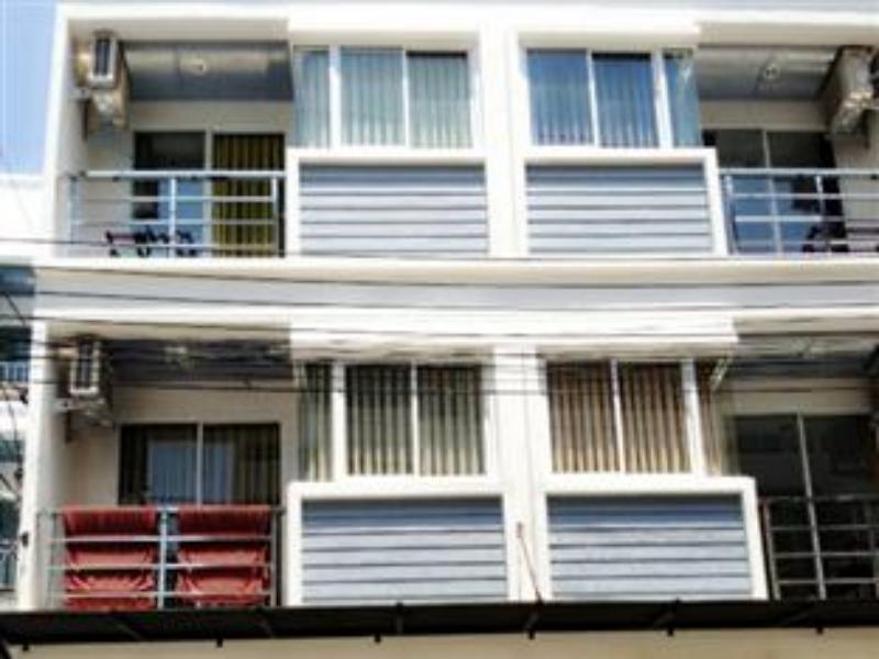 Hotell B K Residence i Patong, Phuket. Klicka för att läsa mer och skicka bokningsförfrågan