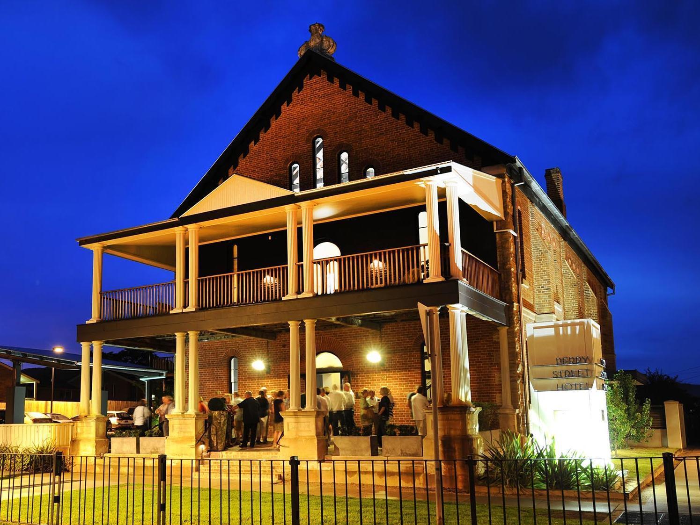 de Russie Suites Mudgee - Hotell och Boende i Australien , Mudgee