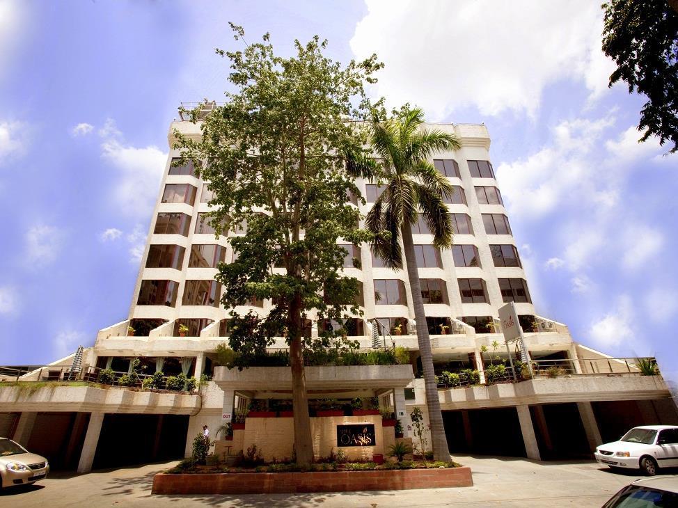 The Oasis Hotel - Vadodara