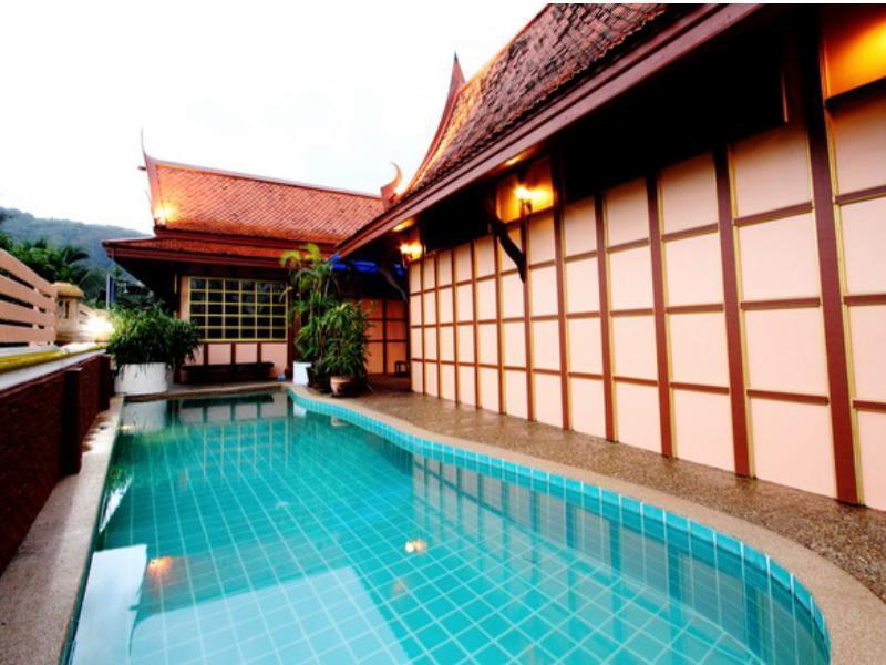 Hotell BaanTippada Villa i Layan, Phuket. Klicka för att läsa mer och skicka bokningsförfrågan