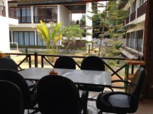 Hotel Villa Nampapa ויינטיאן - מסעדה