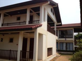 Hotel Villa Nampapa ויינטיאן - בית המלון מבחוץ