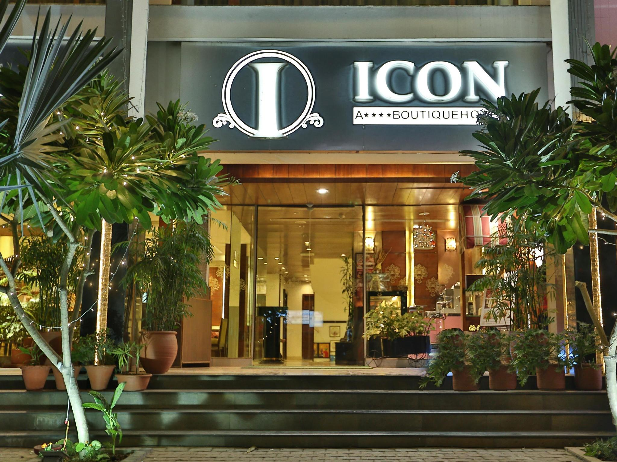Icon- A Boutique Hotel - Chandigarh