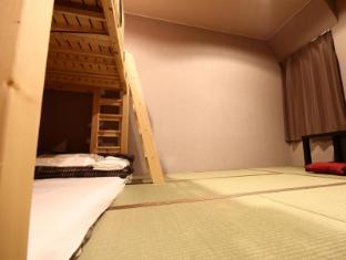 Khaosan Fukuoka Annex Fukuoka - Ensuite Twin Room