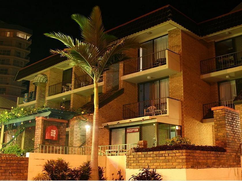 Kirra Vista Holiday Units Apartment - Hotell och Boende i Australien , Guldkusten