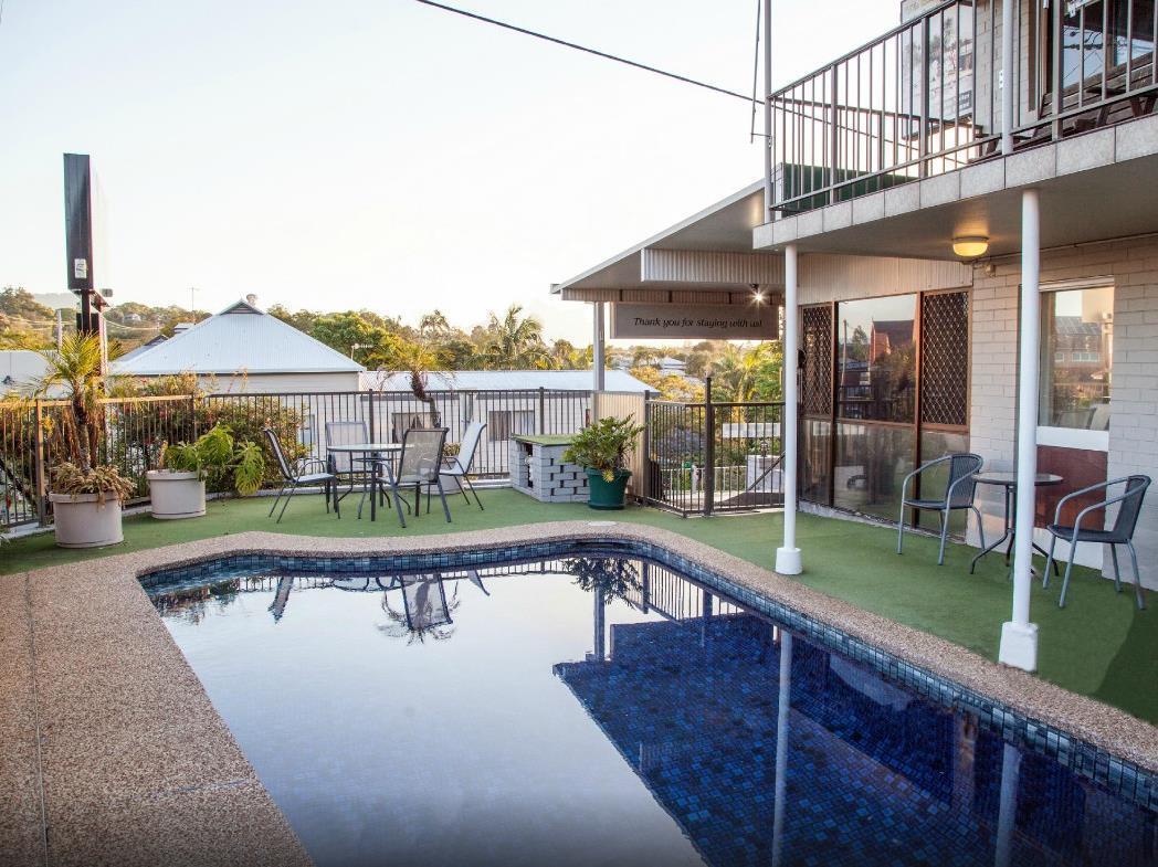 Murwillumbah Motor Inn - Hotell och Boende i Australien , Murwillumbah