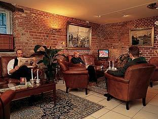 Copenhagen Strand Hotel Copenhagen - Lobby Lounge