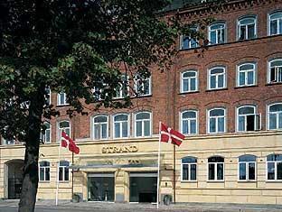Copenhagen Strand Hotel Copenhagen - Facade