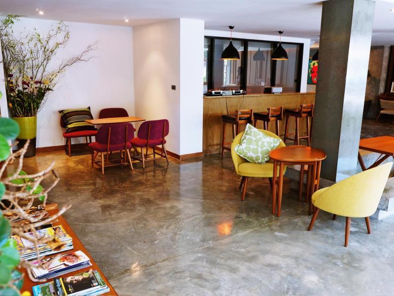 Hotell Bazoomhaus i Karon, Phuket. Klicka för att läsa mer och skicka bokningsförfrågan
