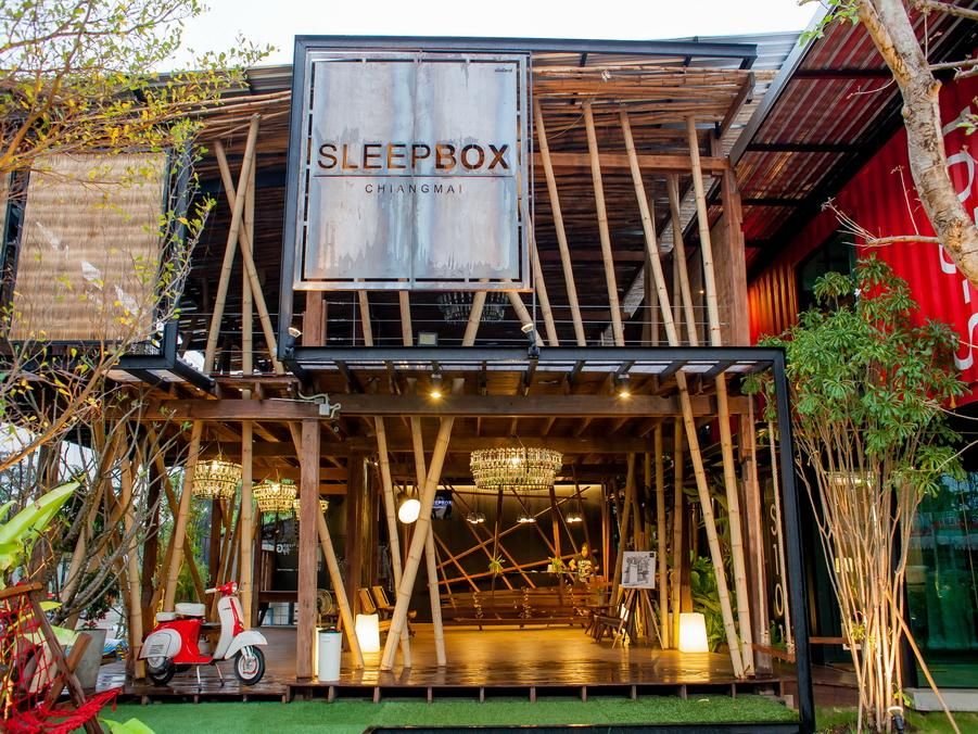 Sleep Box Hotel - Hotels and Accommodation in Thailand, Asia