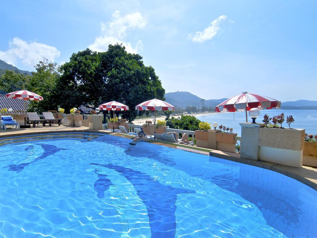Hotell Baan Karon Hill Phuket Resort i Karon, Phuket. Klicka för att läsa mer och skicka bokningsförfrågan