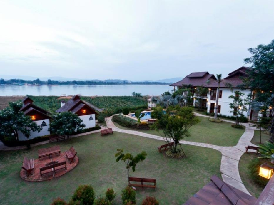 Hotell Gin s Maekhong View Resort and Spa i , Chiang Saen / Golden Triangle (chiang Rai). Klicka för att läsa mer och skicka bokningsförfrågan
