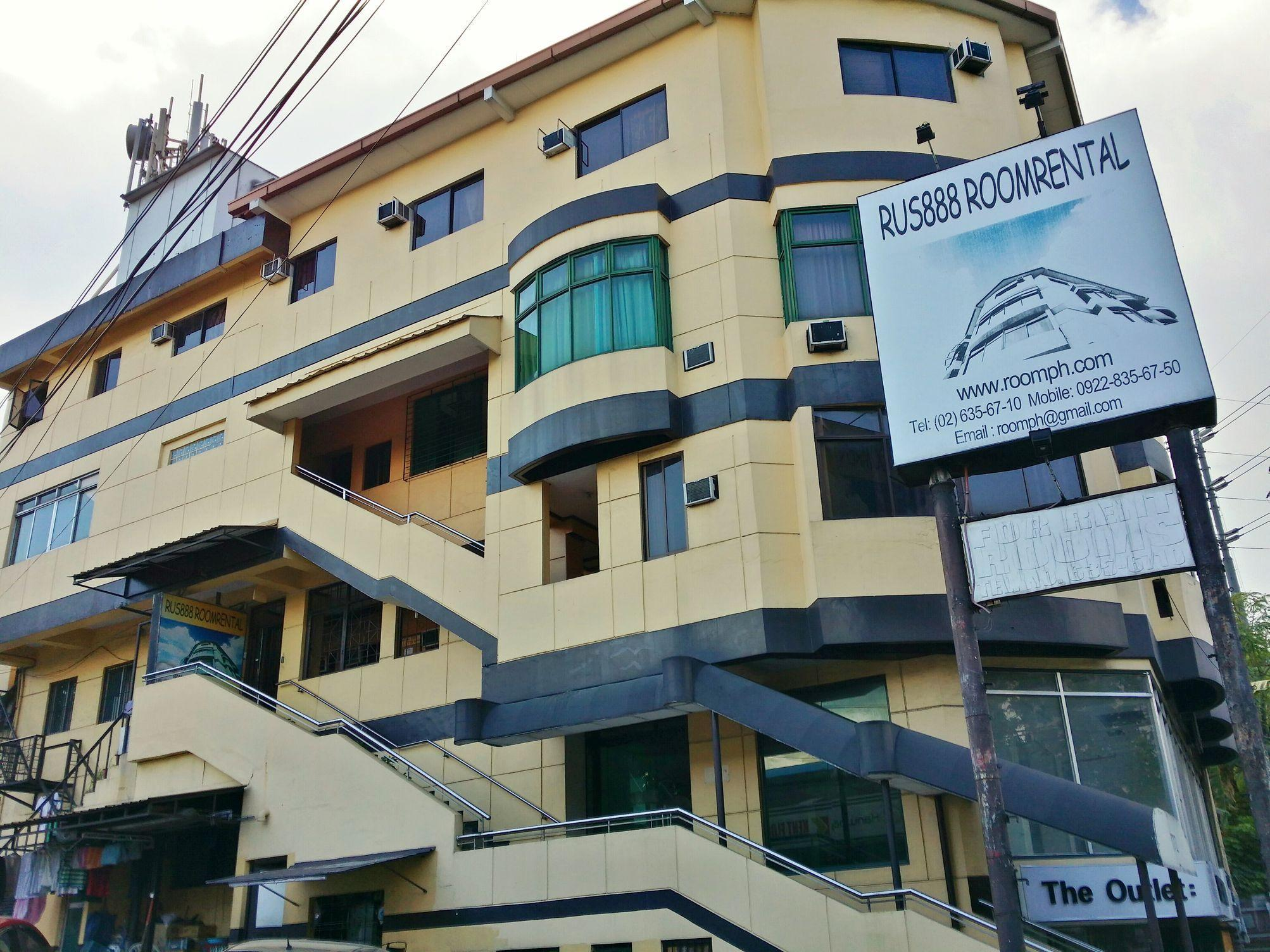 RUS888 Roomtel Libis Hostel - Hotels and Accommodation in Philippines, Asia