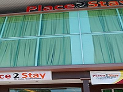 Place2Stay @ Kota Syahbandar