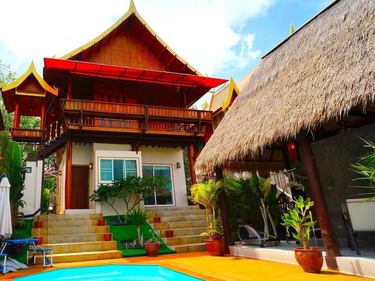 Hotell Golden Pool Villas i , Koh Lanta (Krabi). Klicka för att läsa mer och skicka bokningsförfrågan
