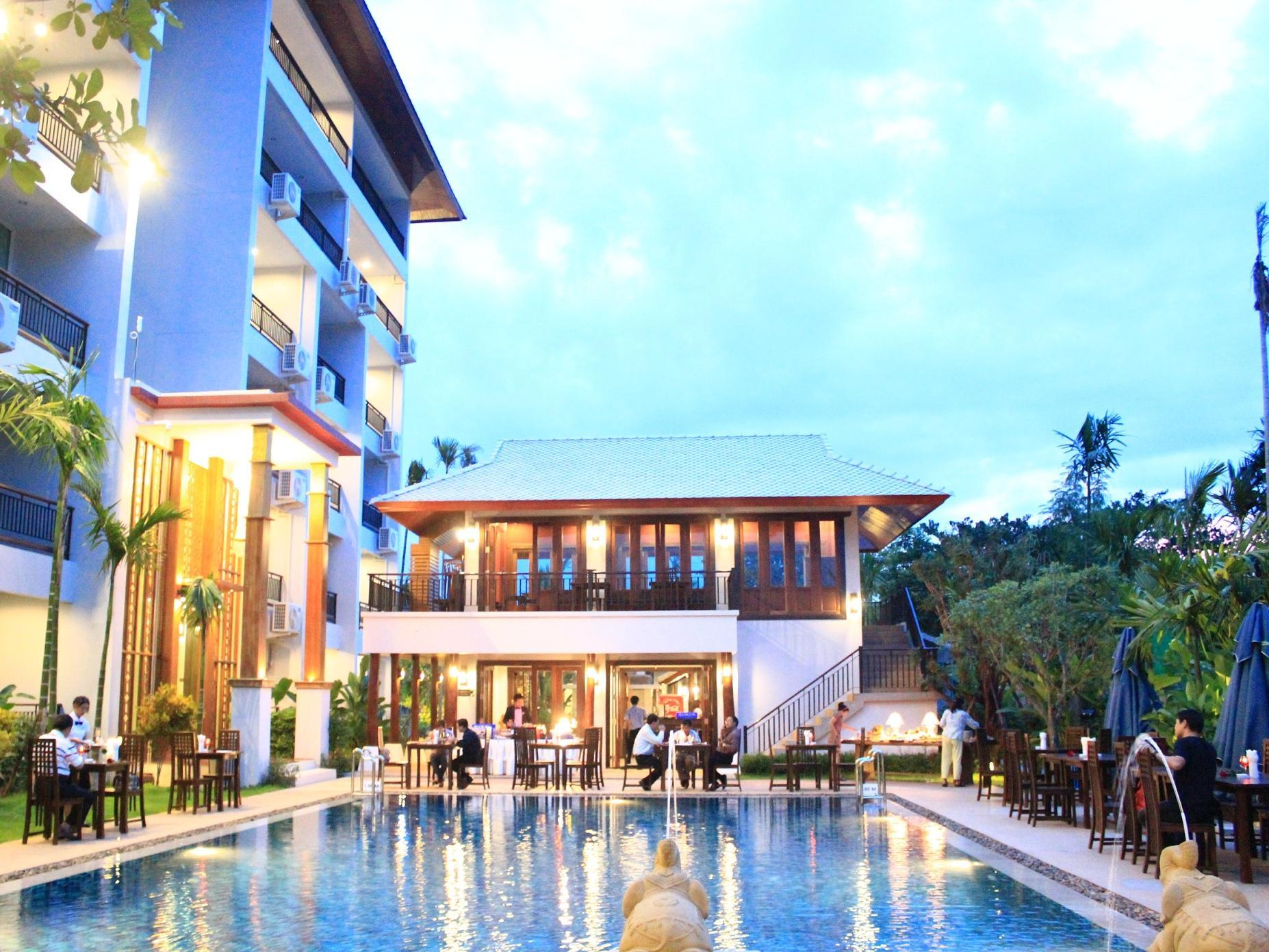 Khammon Lanna Resort - Hotels and Accommodation in Thailand, Asia