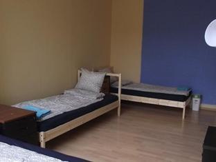 Live Hostel Boedapest - Gastenkamer