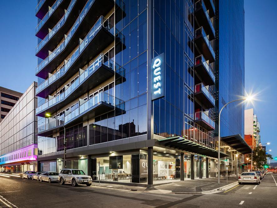 Quest on Franklin Apartment - Hotell och Boende i Australien , Adelaide