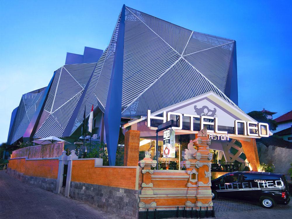 Hotel Neo Kuta Jelantik Balis