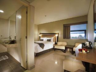 Hotel Neo Kuta Jelantik Balis - Didelis kambarys