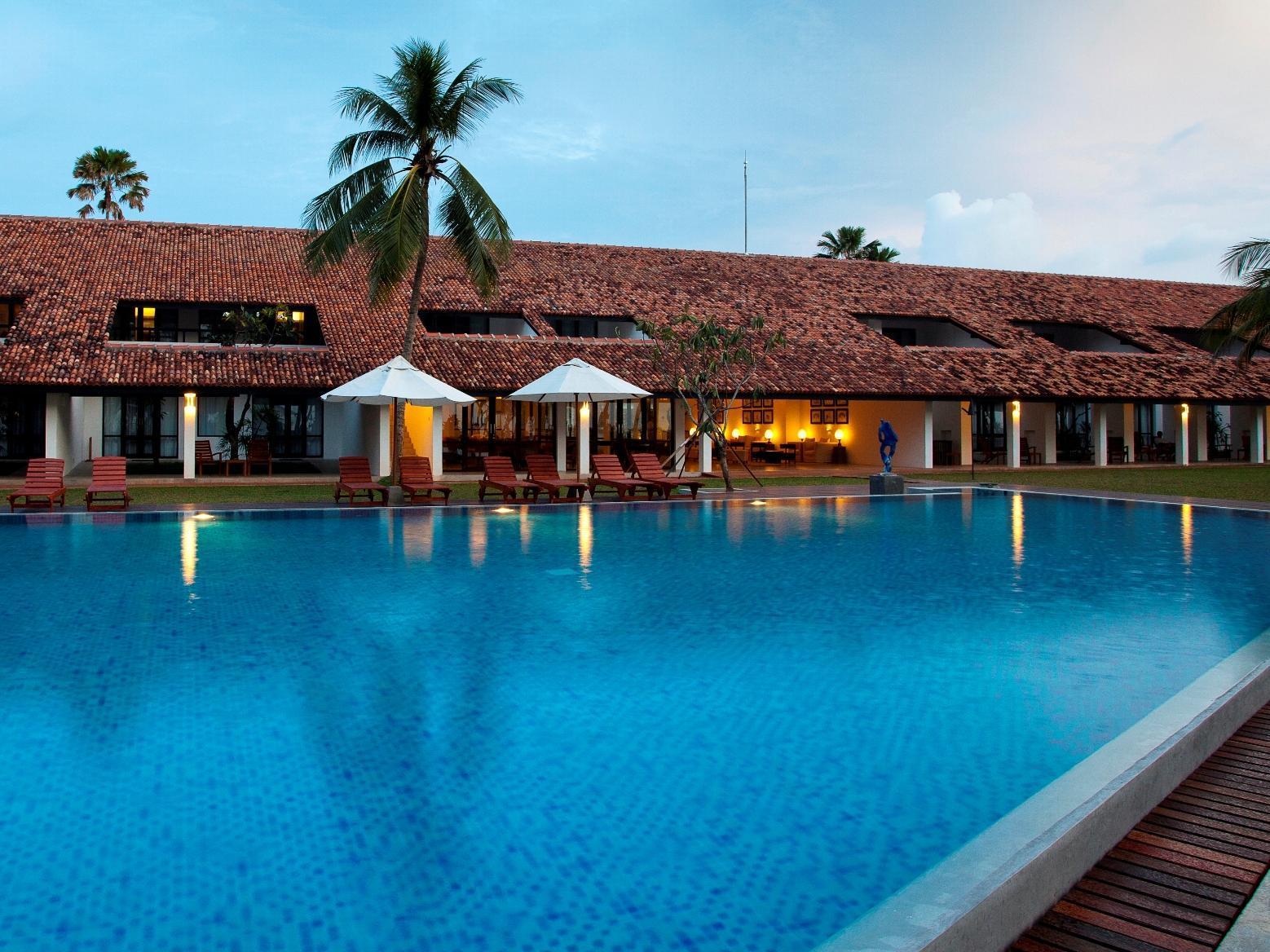 Bentota Beach Hotel Room Rates