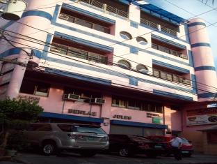 Jackarde Suites Manila - Hotel Entrance